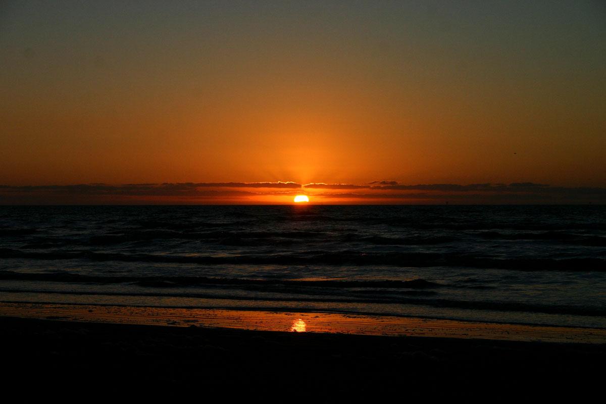 2014-01-04_Galveston_Sunrise