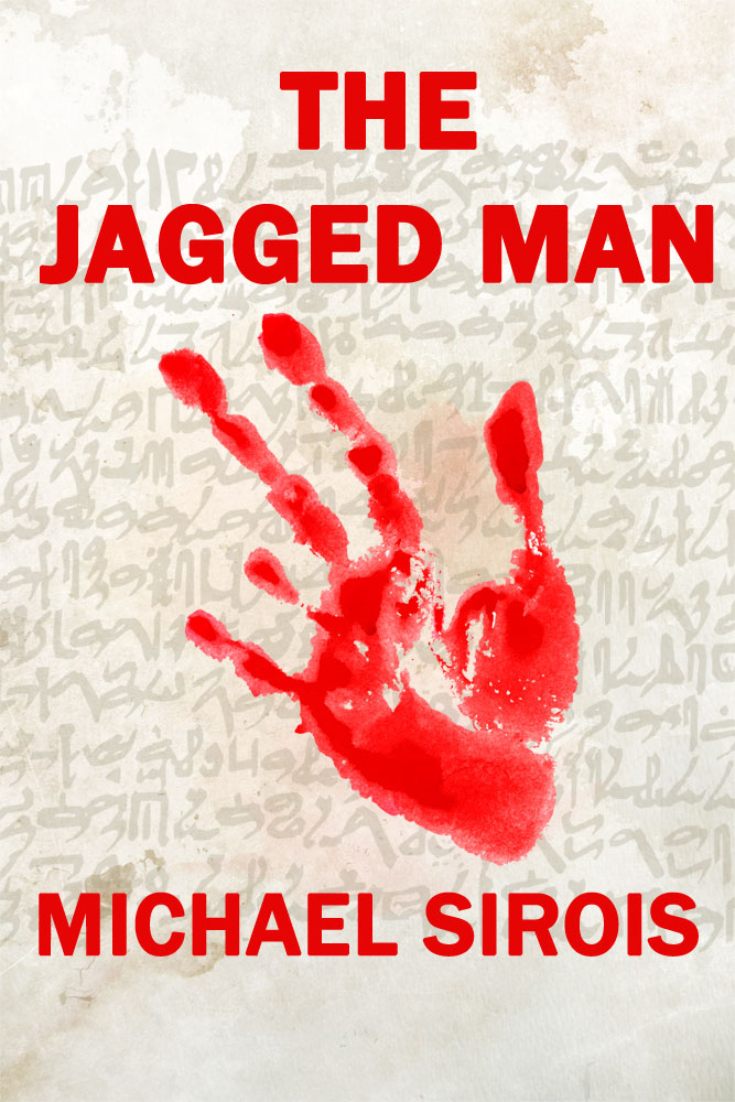 Full version of the Jagged Man cover